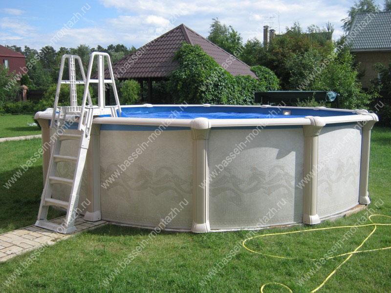 Каркасный бассейн купить